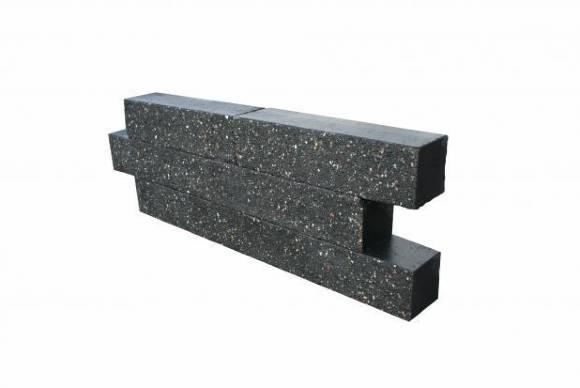 Wallblock Antraciet Modern
