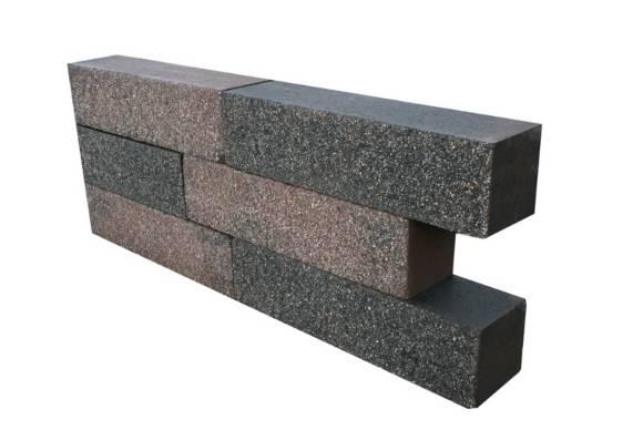 Wallblock Brons Modern