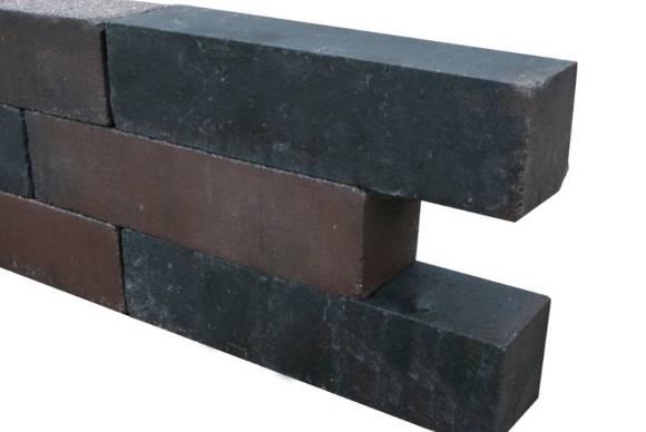 Wallblock Brons New