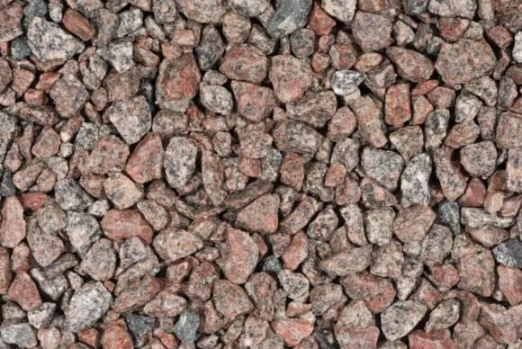 Granietsplit Rose/Rood