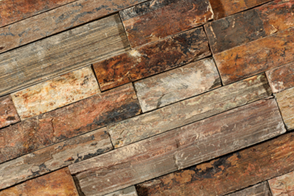 Stonepanel Rusty Slate Plano
